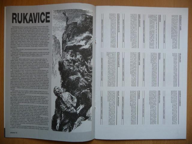 Časopis - Skaut - Junák - ročník 37. - číslo 2. z února roku 1994 - Vojenské