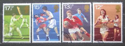 Velká Británie 1980 Sport Mi# 850-53 1162