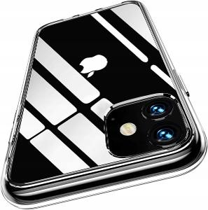 Apple Iphone 11, kryt pouzdro obal silikonový ANTI SHOCK slim sh7