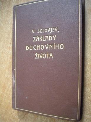 Solovjev V. - Základy duchovního života - 1923