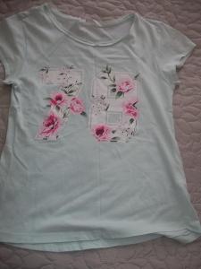 Dívčí triko    ** vel.158 *****78