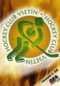 500 karet týmu HC Vsetín
