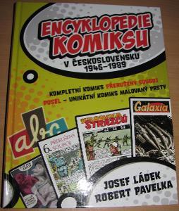 Encyklopedie komiksu v Československu 1945 - 1989