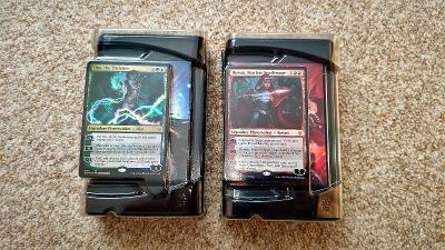 Magic the Gathering MTG 2balíčky Rowan vs Oko edice Throne of Eldraine