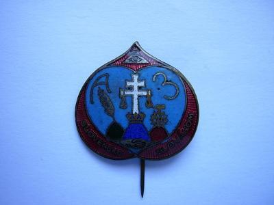 Odznak - Slovenský štát - Slovensko - Slovákom - vzácny
