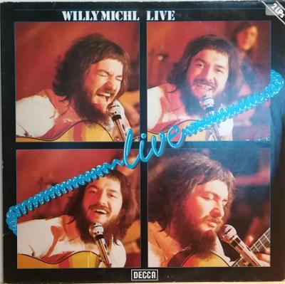 2LP Willy Michl - Live, 1977 EX