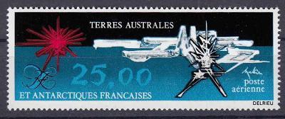 Fr. Antarktida 1983 **/Mi.180 ,  komplet , /B2/