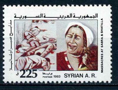 Sýrie **/1984 Mi.1589      komplet   /N1/
