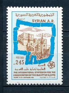 Sýrie **/1984 Mi.1586      komplet   /N1/