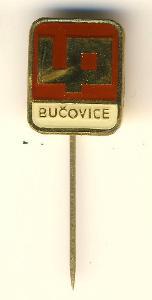 Odznak - Bučovice - Vyškov , /ms/