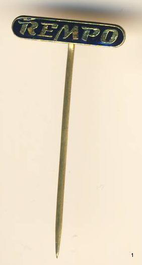Odznak - Brno - ŘEMPO , /ms/