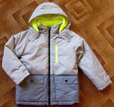 Zimní bunda Bonprix vel. 128/134 - nová