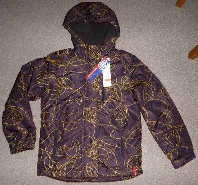 Zimní bunda Sam73 vel. 134 - nová