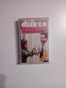 MC kazeta, Dueta s Vladimírem Menšíkem