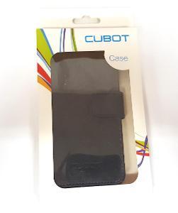 Cubot Original pouzdro Flip Case pro Cubot Note Plus, černá