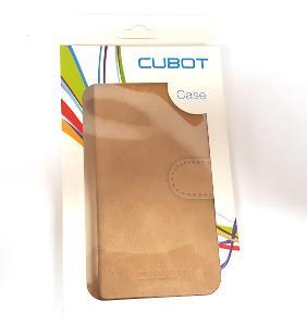 Cubot Original pouzdro Flip Case pro Cubot Note Plus, světle