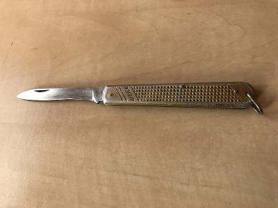 Legendární československý nůž Afrřica