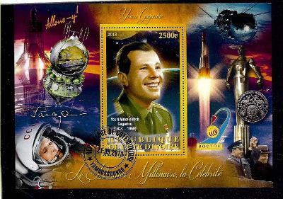 Pobřeží slonoviny 2013 - Gagarin, Chruščov, Vostok