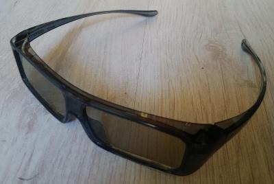 Brýle 3D PANASONIC TY-EP3D20
