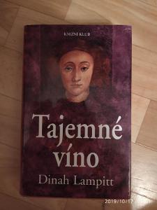 Tajemné víno Dinah Lampitt