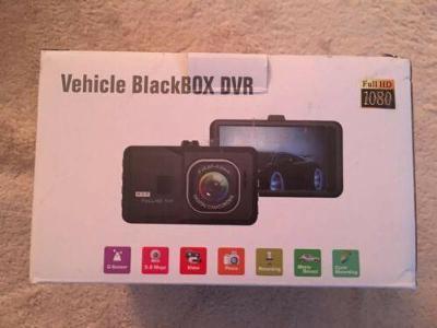 Kamera do auta Full HD Black box