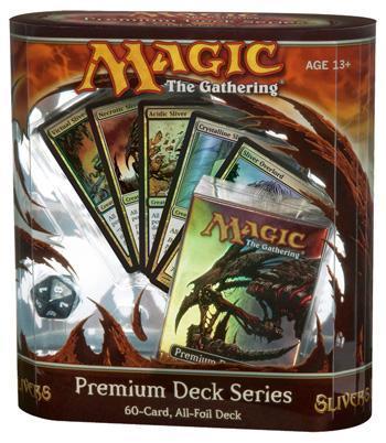 Magic Premium Deck Series Slivers (PDS Slivers)