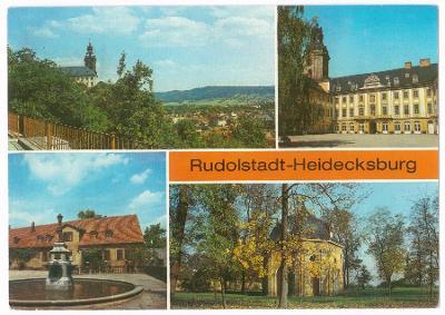 Rudolstadt-Heidecksburg