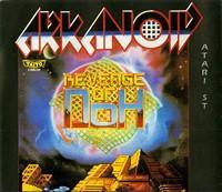 ***** Arkanoid the revenge of doh (Atari ST) *****