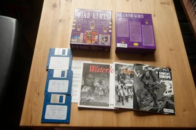 ***** Mind games (Atari ST) *****