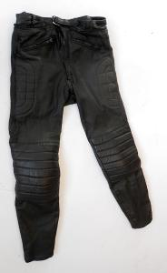 Kožené silniční kalhoty vel. 52 - pas: 84
