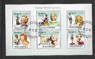 Mosambik 2009 - Marylin Monroe