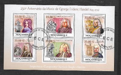 Mosambik 2009 - Georg Friedrich Händel