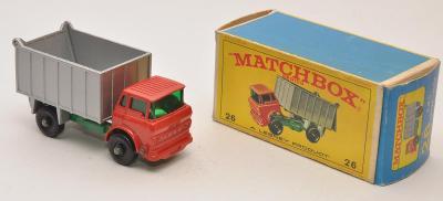 MATCHBOX RW 26C  G.M.C. Tipper Truck