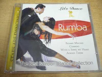 CD RUMBA - Let´s Dance