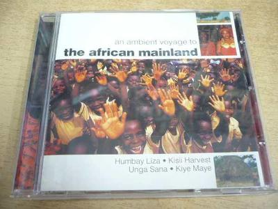 CD an ambient voyage to THE AFRICAN MAINLAND