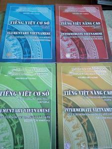 Mimořádná nabídka- 4 učebnice vietnamštiny s CD!!!!!!!!!!!!!!!!!!!