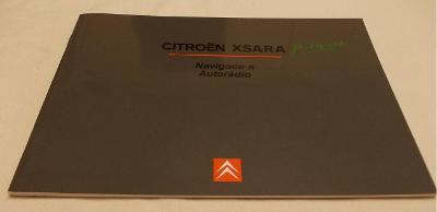 Návod na autorádio - Citroen ..