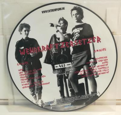 LP WEHRKRAFTZERSETZER-MUSIC FUR MADCHEN/NM,TOP STAV, 2002,LIMIT ED.