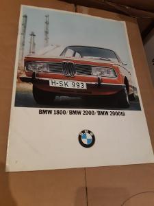 BMW 1800/2000/2000 tii 1971