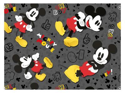 Balící papír Disney Y042 (Mickey) 100x70 LUX