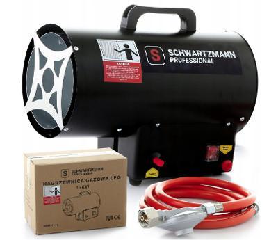 Plynový termostatický ventilátor HEATER 15kW