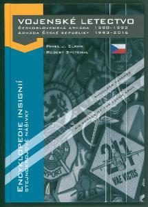 Encyklopedie insignií 2, nášivky Voj. letectvo, Čs.armáda 1990-2016