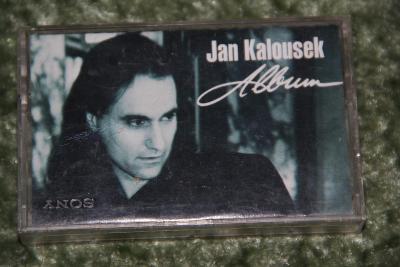 Kazeta - Jan Kalousek