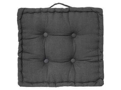 čtvercový polštář pro sezení, pohodlný polštář