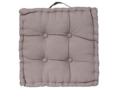 Čtvercový polštář pro čtvercový sedák