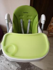 Dětská jídelní židlička Peg-Perego