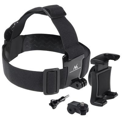 Univerzální sportovní čelenka GoPro kamera mobil Maclean MC-825