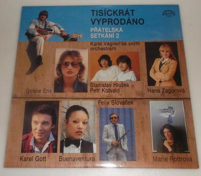 Karel Vágner Tisíckrát vyprodáno