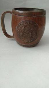 Made In Mexico Majsky Kalendar Rucni Prace Medeny