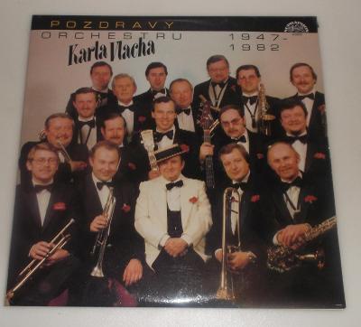 Pozdravy orchestru Karla Vlacha